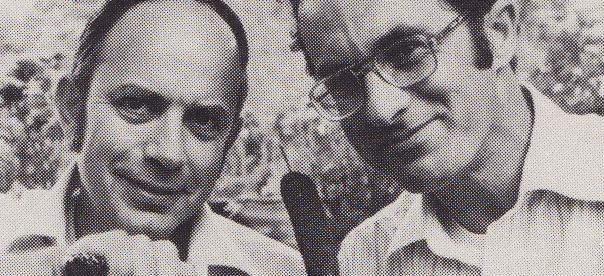Thomas Elias and Peter Dykeman