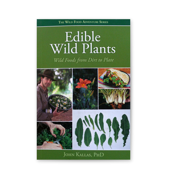 Edible Wild Plants – Wild Foods From Dirt To Plate Vol 1