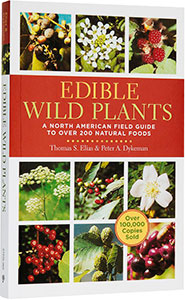 Field Guide to North American Edible Wild Plants by Thomas Elias and Peter Dykeman