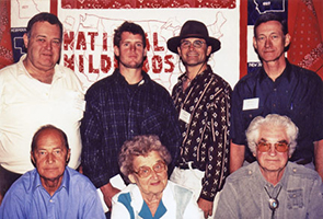 John Kallas and other wild food experts